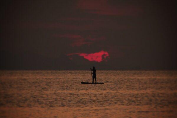 10 Stefano Vio - Sunset in paradise