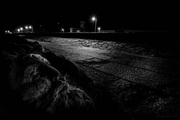 12 Giampietro Carli - Cristo notturno