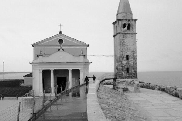 13 Alberto Benatelli - Camminata bagnata