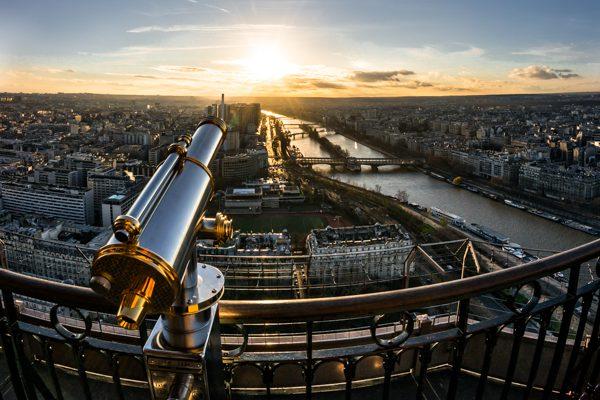 15 Marco Striuli Parigi dalla Torre