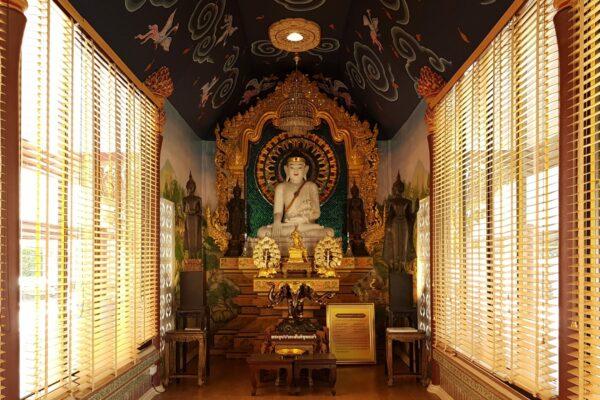 17 Stefano Vio - La stanza del Buddha