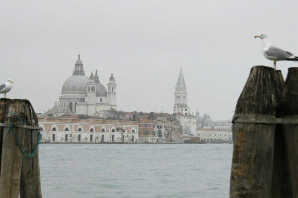 3 Sergio Cal - Nebbia a Venezia