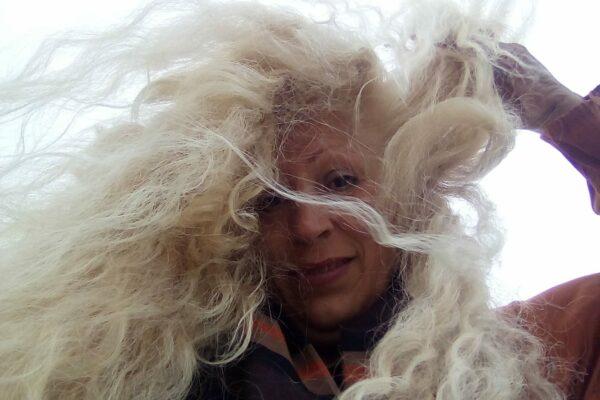 6 Silvia Sartori - Il vento scompiglia un mare di ....