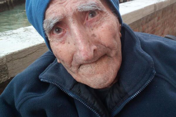9 Silvia Sartori - Cento e 5 anni di bontà in olio di oliva!!! Vai nonno sei grande!!!
