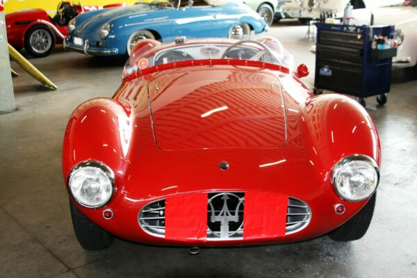 09 Renzo Zanin - Maserati