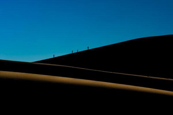 14 Paolo Bello - A passeggio nel deserto